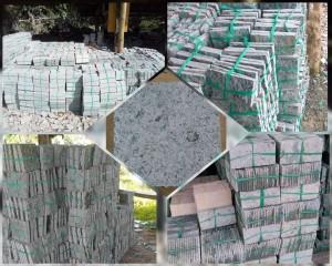 Batu Hijau Pabrik Batu Alam Cirebon